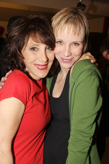 Pippin – Meet and Greet – Andrea Martin – Charlotte d'Amboise