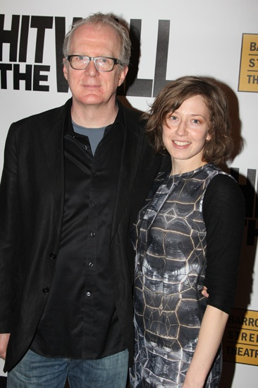 Hit the Wall-  Tracy Letts- Carrie Coon