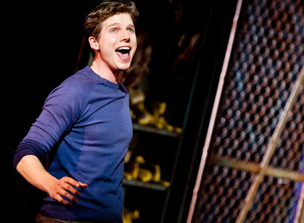 Show Photos - <i>Kinky Boots</i> - Stark Sands