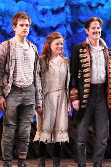 Peter and the Starcatcher – Re-opening – Jason Ralph – Nicole Lowrance – Rick Holmes