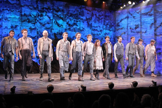 Peter and the Starcatcher – Re-opening – Curtain Call