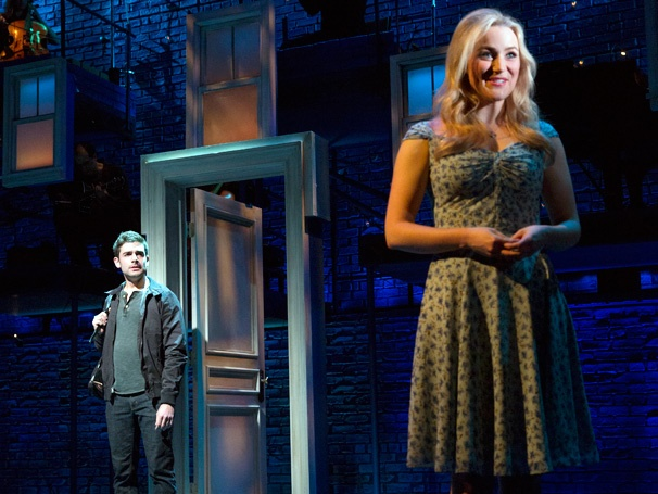 Show Photos - <i>The Last Five Years</i> - Betsy Wolfe - Adam Kantor
