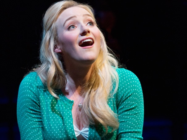 Show Photos - <i>The Last Five Years</i> - Betsy Wolfe