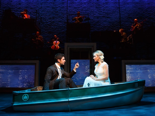 Show Photos - <i>The Last Five Years</i> - Adam Kantor - Betsy Wolfe