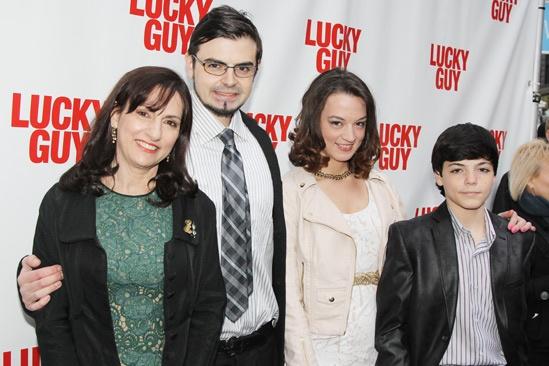 'Lucky Guy' Opening — Alice McAlary — Ryan McAlary — Carla McAlary — Quinn McAlary