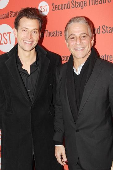 The Last Five Years – Opening Night - Peter Cincotti - Tony Danza