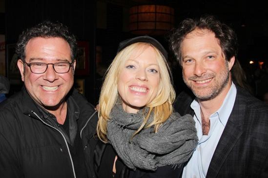 The Last Five Years – Opening Night – Michael Greif – Sherie Rene Scott – Kurt Deutsch