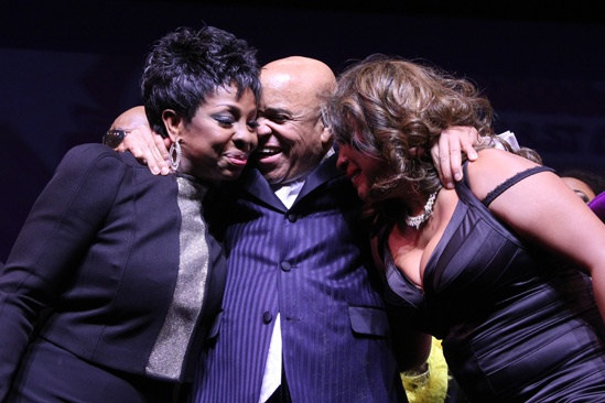 'Motown' Opening Night — Gladys Knight —  Berry Gordy — Mary Wilson