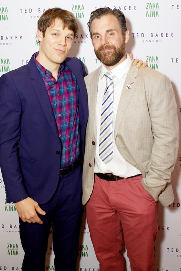 Zara Aina Benefit – Jake Lacy – Lucas Caleb Rooney