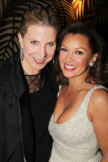 The Trip to Bountiful – Opening Night – Margo McNabb Nederlander – Vanessa Williams