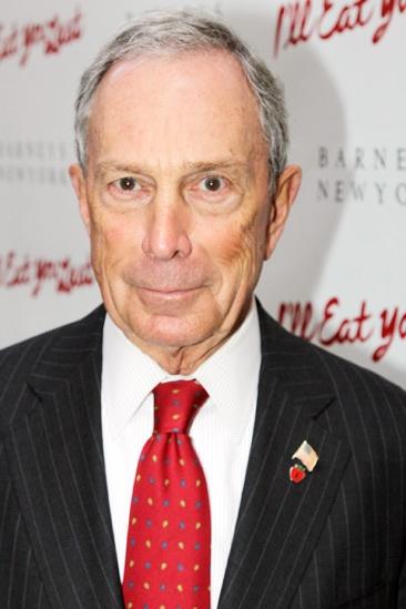 I'll Eat You Last- Mayor Michael Bloomberg