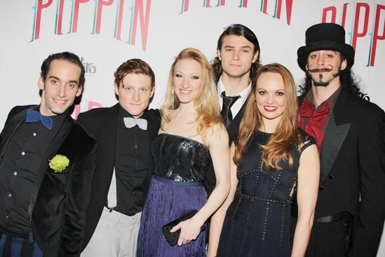 Pippin – Opening Night – Gregory Arsenal - Philip Rosenberg – Molly Tynes – Orion Griffiths – Sabrina Harper – Yannick Thomas