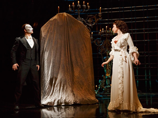 Show Photos - <i>The Phantom of the Opera</i> - Peter Joback - Samantha Hill