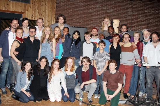'Pippin' Cast Recording — Company