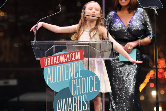 2013 Audience Choice Awards Ceremony — Emily Rosenfeld — Wendy Williams