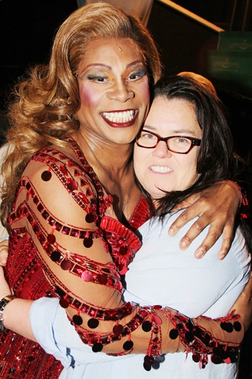 Kinky Boots- Billy Porter- Rosie O'Donnell