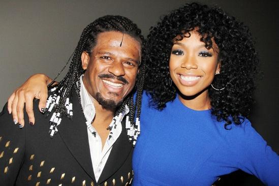 Brandy at 'Motown' — Ryan Shaw — Brandy