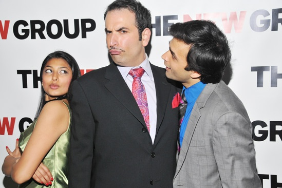 Bunty Berman Presents – Opening Night – Lipica Shah – Sorab Wadia – Nick Choksi