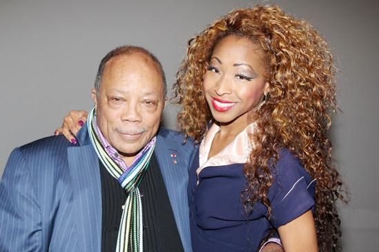 Quincy Jones at 'Motown' — Quincy Jones — N'Kenge
