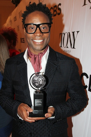 2013 Tony Awards Winner's Circle
