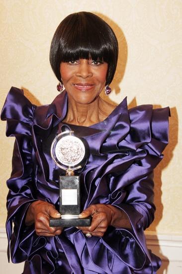 2013 Tony Awards Winner's Circle – Cicely Tyson