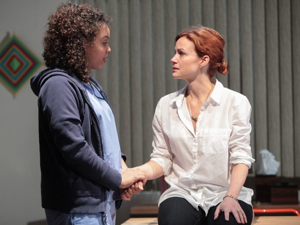 Show Photos - A Kid Like Jake - Carla Gugino - Michelle Beck