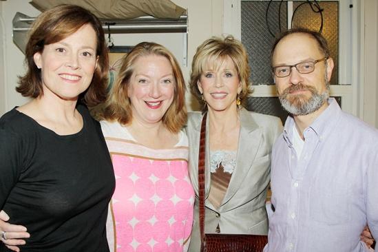 Vanya- Sigourney Weaver- Kristine Nielsen- Jane Fonda- David Hyde Pierce