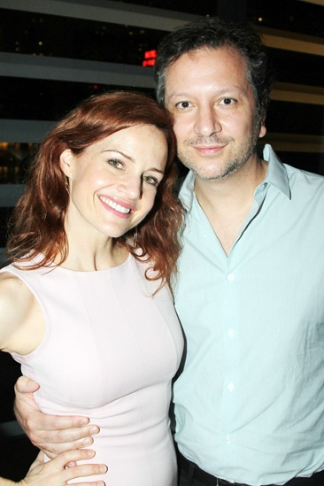 Broadway Com Photo 6 Of 9 Carla Gugino And The Cast Of