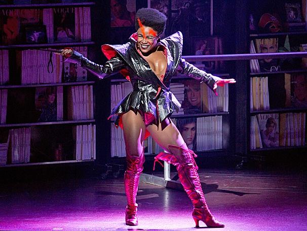 Show Photos - Flashdance - tour - DeQuina Moore
