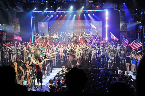 Broadway Bares 2013 — Finale