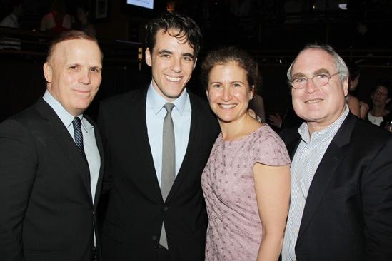 'Tom Durnin' Opening — Scott Ellis — Steven Levenson — Julia C. Levy — Todd Haimes
