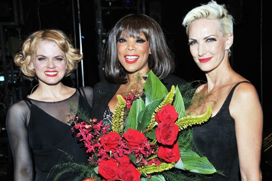 Wendy Williams in 'Chicago' — Amy Spanger — Wendy Williams — Amra-Faye Wright