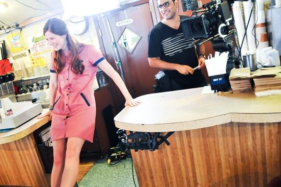 Life of an Actress – Allison Case – cameraman