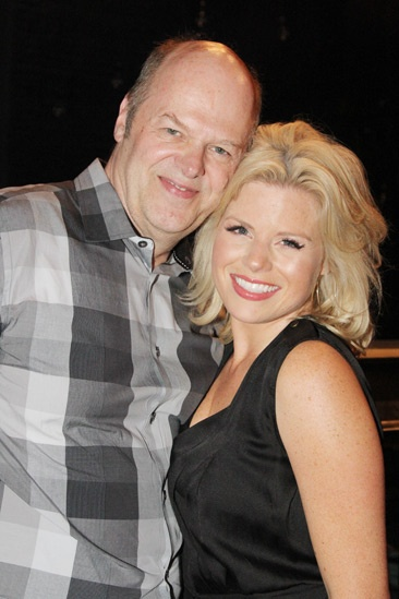 Megan Hilty at First Date – Megan Hilty – Randy Adams