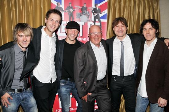 Let It Be – Opening Night – Ryan Alex Farmery – Luke Roberts – James Fox – Jeff Parry - Reuven Gershon – John Brosnan