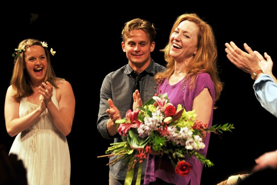 Vanya and Sonia and Masha and Spike- Liesel Allen Yeager- Billy Magnussen- Julie White