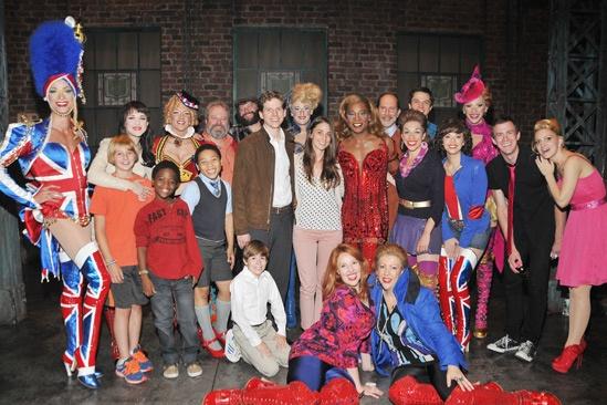 Kinky Boots- The Cast- Sara Bareilles