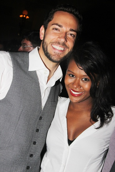 'First Date' Opening — Zachary Levi — Christina Sajous