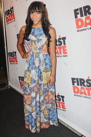 'First Date' Opening — Nikki M. James