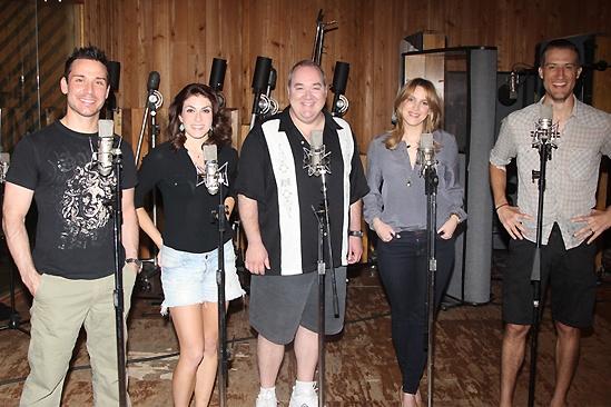 'First Date' Cast Recording — Kristoffer Cusick — Kate Loprest — Blake Hammond — Sara Chase — Bryce Ryness