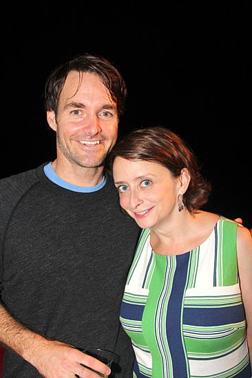 'Love's Labour's Lost' Opening — Will Forte — Rachel Dratch