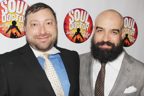 Soul Doctor Opening- Daniel Wise- Eric Anderson