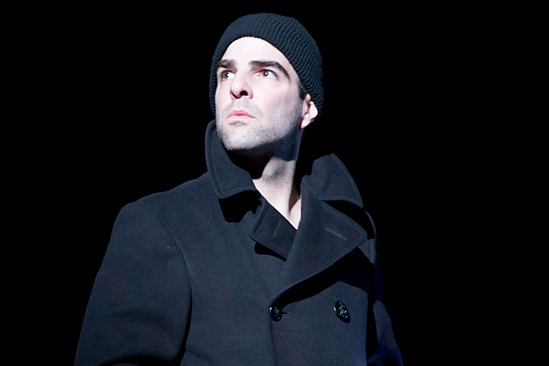 'The Glass Menagerie' Show Photos — Zachary Quinto