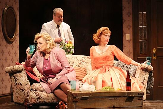 'The Old Friends' Show Photos - Betty Buckley - Adam LeFevre - Veanne Fox