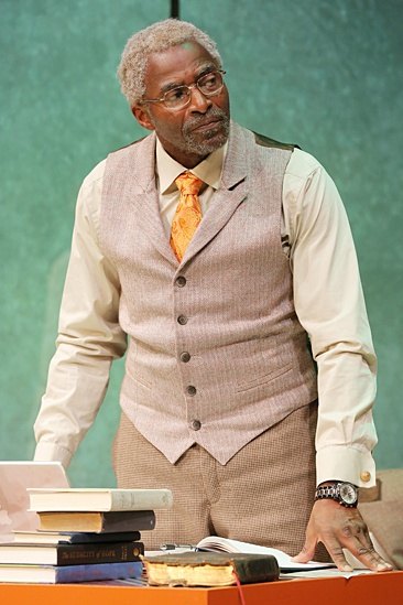 'stop. reset.' Show Photos - Carl Lumbly