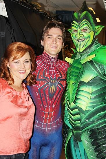 Justin Matthew Sargent Joins Spider-Man – Rebecca Faulkenberry – Justin Matthew Sargent – Robert Cuccioli