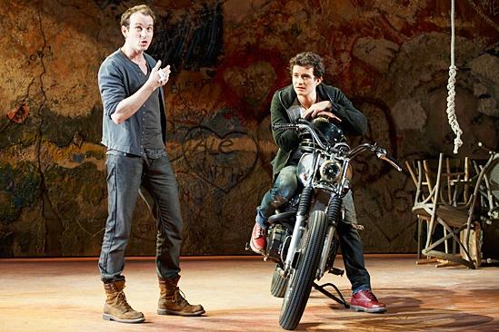 <I>Romeo and Juliet</I>: Show Photos - Conrad Kemp - Orlando Bloom