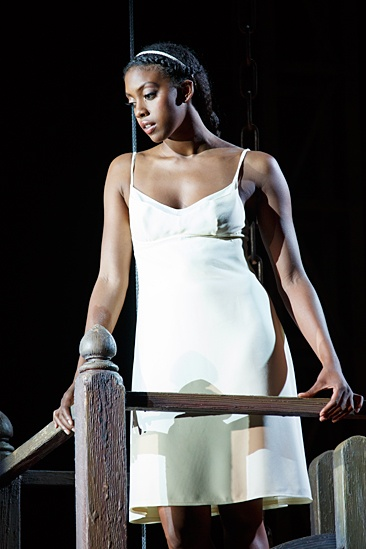 <I>Romeo and Juliet</I>: Show Photos - Condola Rashad