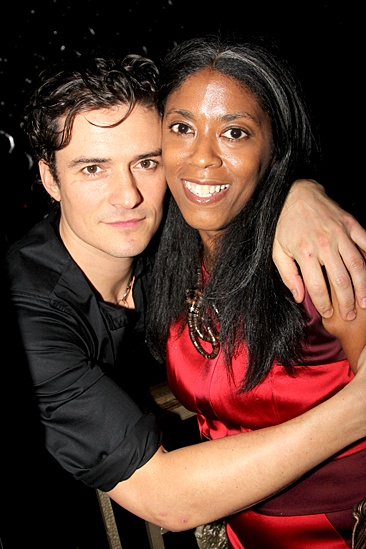 Romeo and Juliet – Opening Night – Orlando Bloom – Alia Jones Harvey
