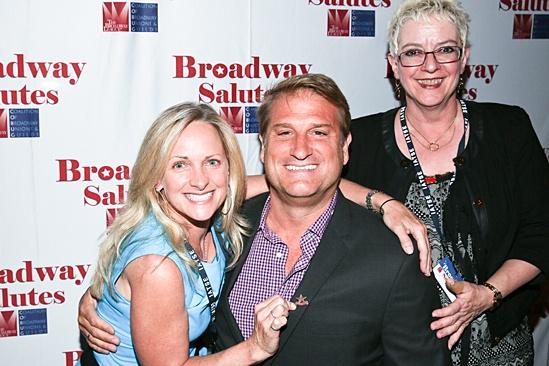 Broadway Salutes 2013 – Paige Price – Jeff Calhoun – Barbara Wolkoff